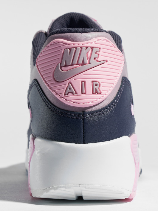 Nike Sneaker Air Max 90 Leather (GS) rosa