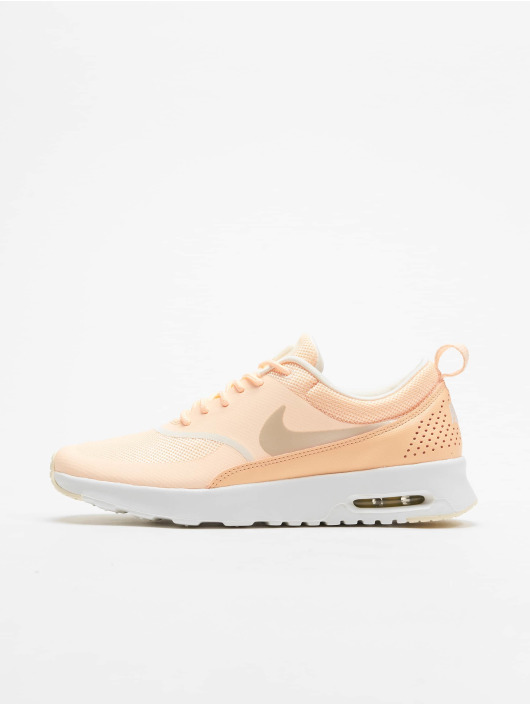 Rot Sneaker Damen Thea 581602 Air In Nike Max FB41Zw