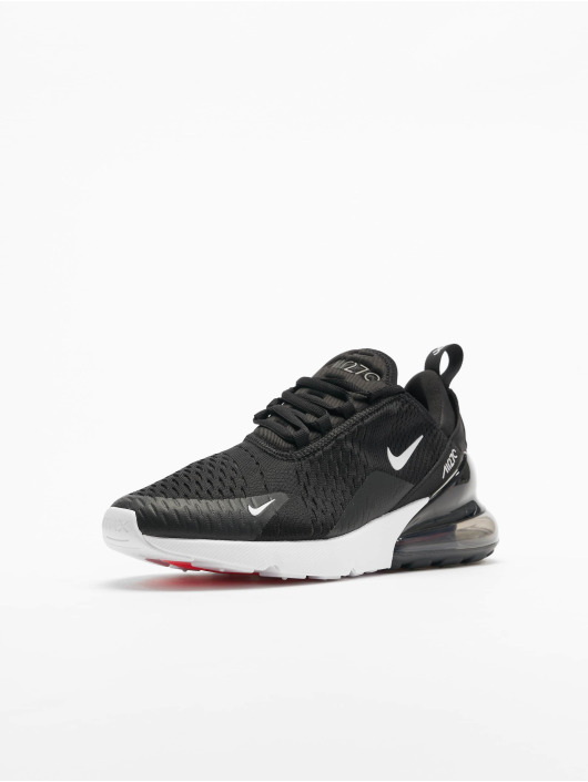 pretty nice 63ca3 44025 Nike Air Max 270 Sneakers Black/Anthracite/White/Solar Red