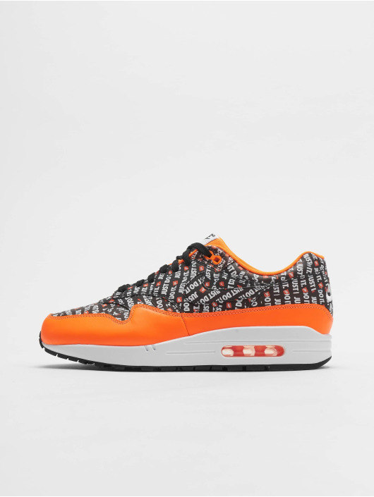 check out 12aab 26630 ... Nike Sneaker Mike Air Max 1 Premium schwarz ...