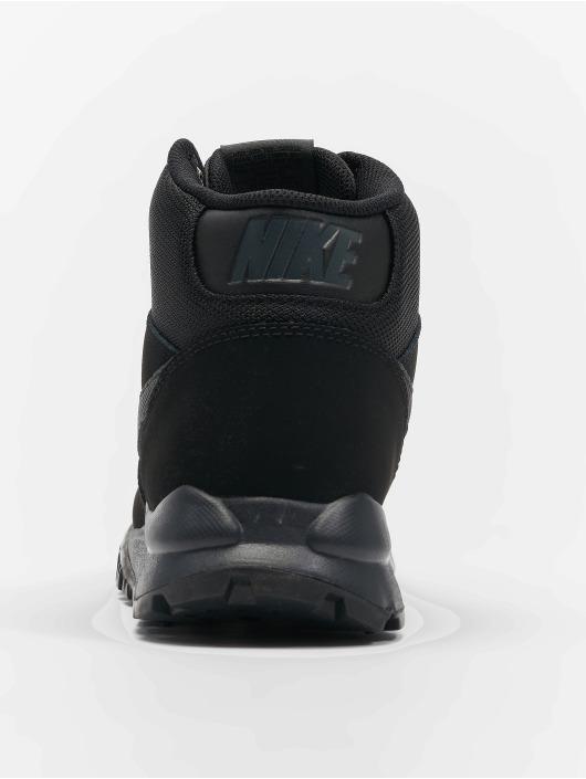 Nike Sneaker Hoodland Suede schwarz