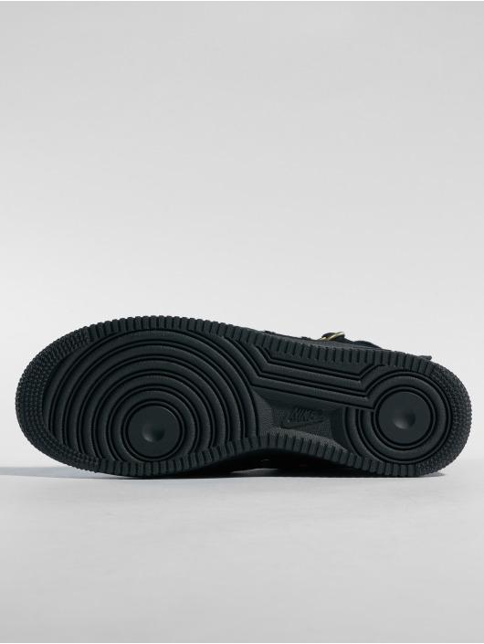 Nike Sneaker Sf Air Force 1 Mid schwarz