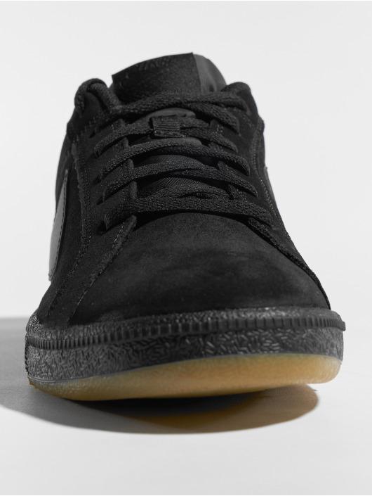 Nike Sneaker Court Royale Suede schwarz