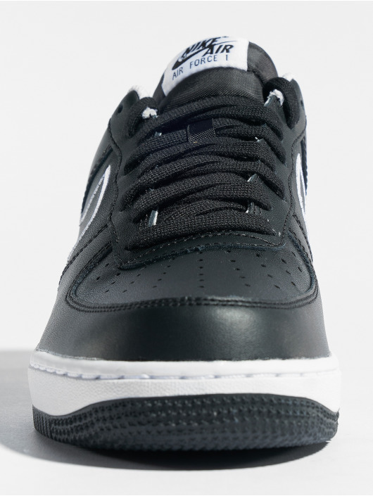 Nike Sneaker Air Force 1 '07 Leather schwarz