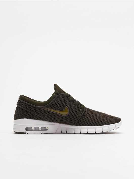 Nike Sneaker Stefan Janoski Max schwarz