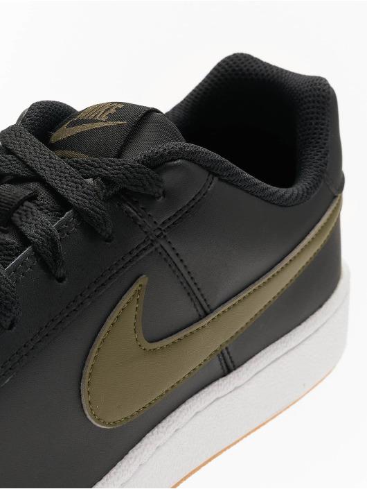 Nike Sneaker Court Royale schwarz