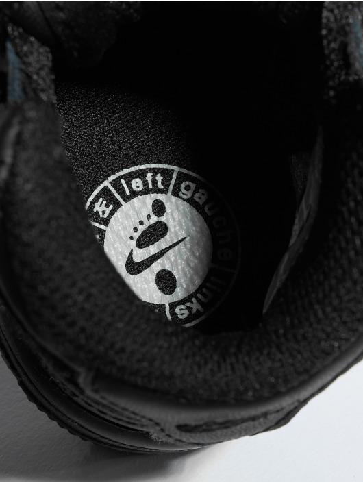 Nike Sneaker Air Force 1 Mid TD schwarz