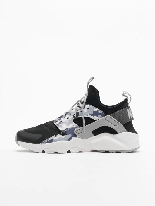 Nike Sneaker Air Huarache Run Ultra Print schwarz