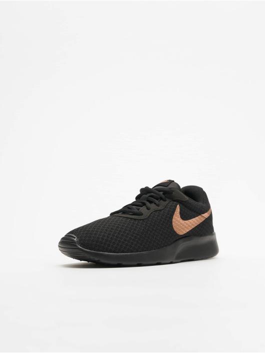 8604e34b795970 Nike Damen Sneaker Tanjun in schwarz 581533