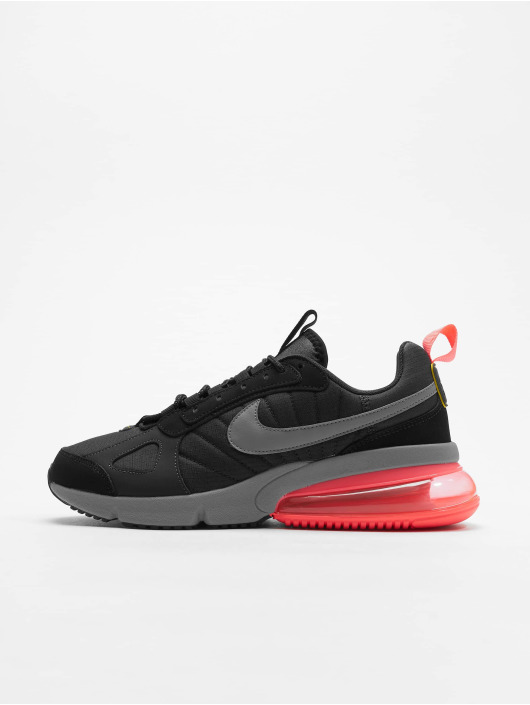 usa cheap sale outlet on sale super popular Nike Air Max 270 Futura Sneakers Black/Cool Grey/Oil Grey/Hot Punch