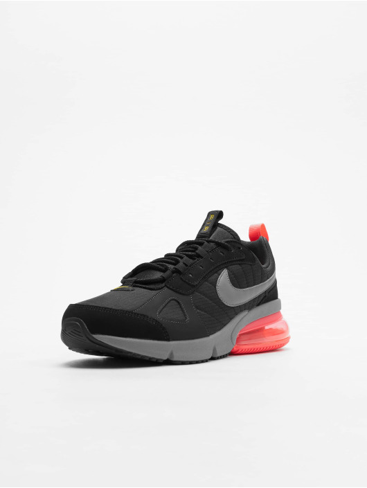 Nike Air Max 270 Futura Sneakers BlackCool GreyOil GreyHot Punch