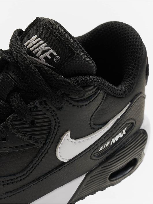 Nike Sneaker Air Max 90 Leather (TD) schwarz