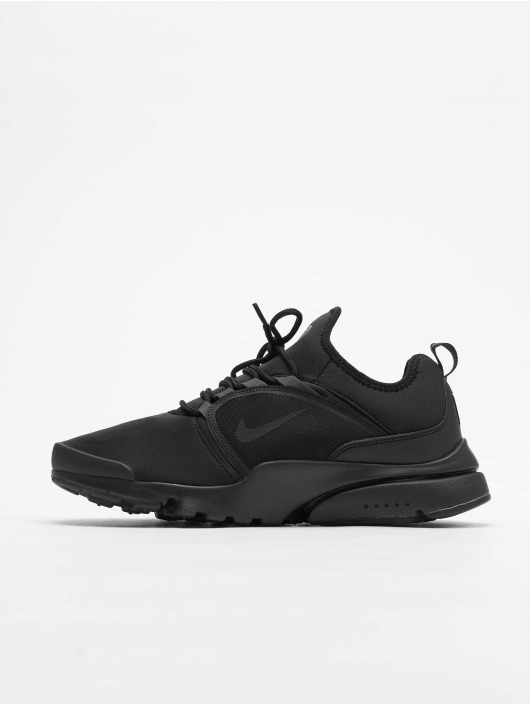 new photos new concept online here Nike Presto Fly World Sneakers Black/Black/Black