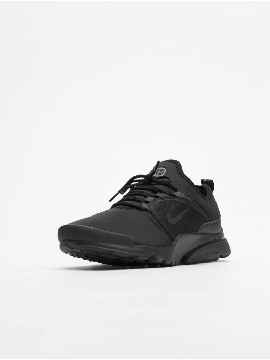 new lifestyle promo codes fast delivery Nike Presto Fly World Sneakers Black/Black/Black