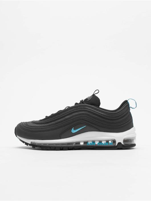 Nike AIR MAX BW ULTRA Blau Schwarz Schuhe Sneaker Low