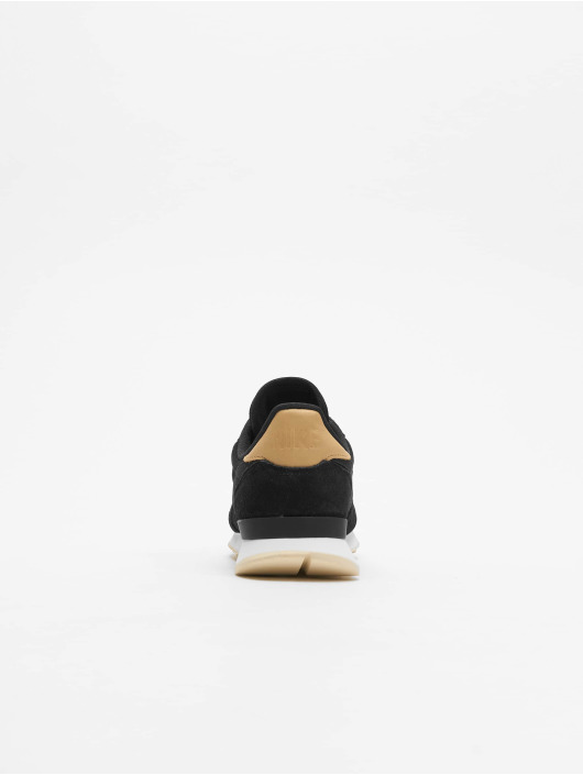 Nike Sneaker W Internationalist Prm schwarz