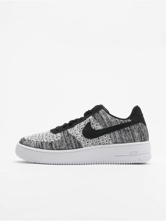Nike Sneaker Air Force 1 Flyknit 2.0 schwarz
