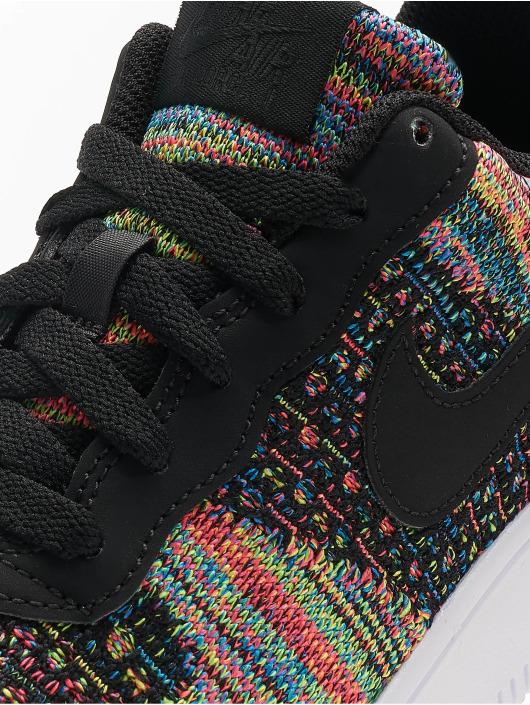 Nike Sneaker Air Force 1 Flyknit 2.0 (GS) schwarz