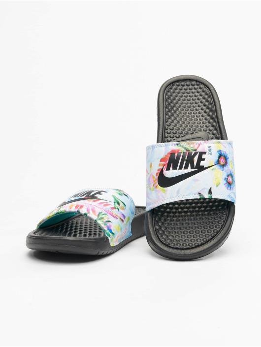 Nike Sneaker Benassi JDI Print schwarz