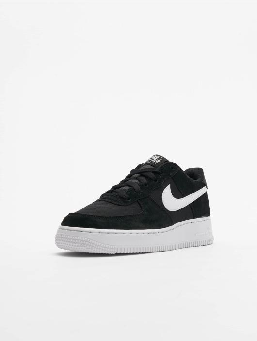 Nike Air Force 1 PE (GS) Sneakers BlackWhite