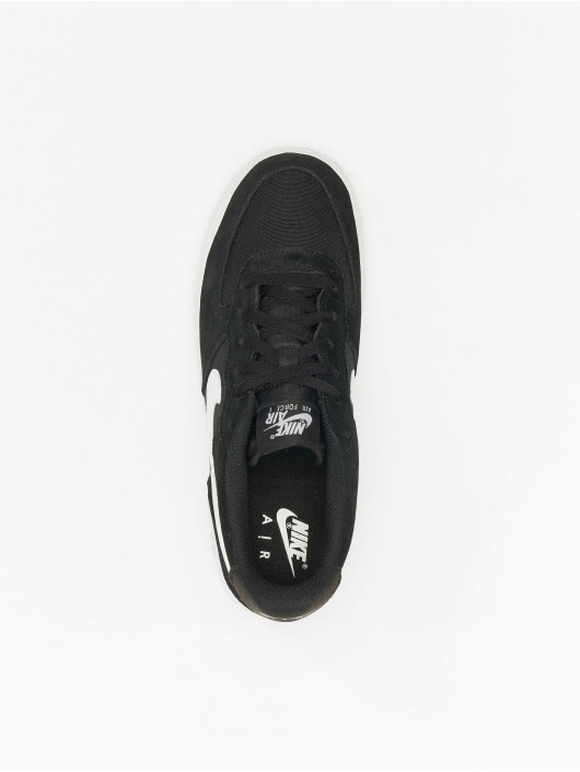 Nike Sneaker Air Force 1 PE (GS) schwarz