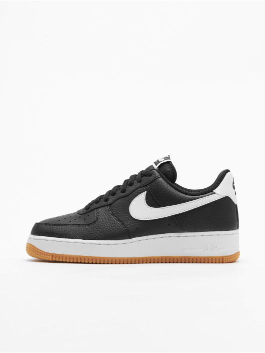Nike Air Force 1 '07 2 Sneakers BlackWhiteWolf GreyGum Med Brown