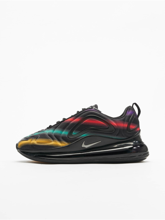 Nike Air Max 720 Sneakers BlackMetallic SilvernUniversity Golden