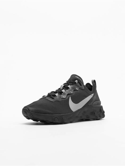 Nike Sneaker React Element 55 SE schwarz