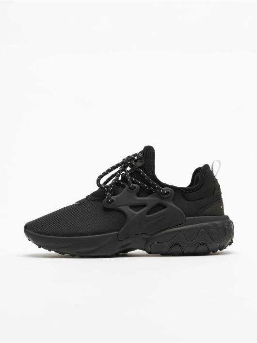 Nike Sneaker React Presto schwarz