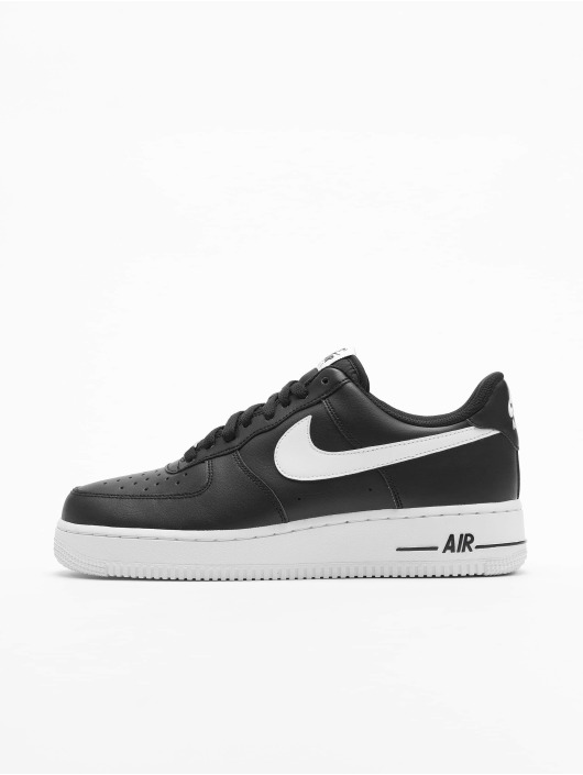 Nike Air Force 1 '07 AN20 Sneakers BlackWhite