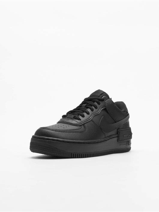 Nike Sneaker Air Force 1 Shadow schwarz