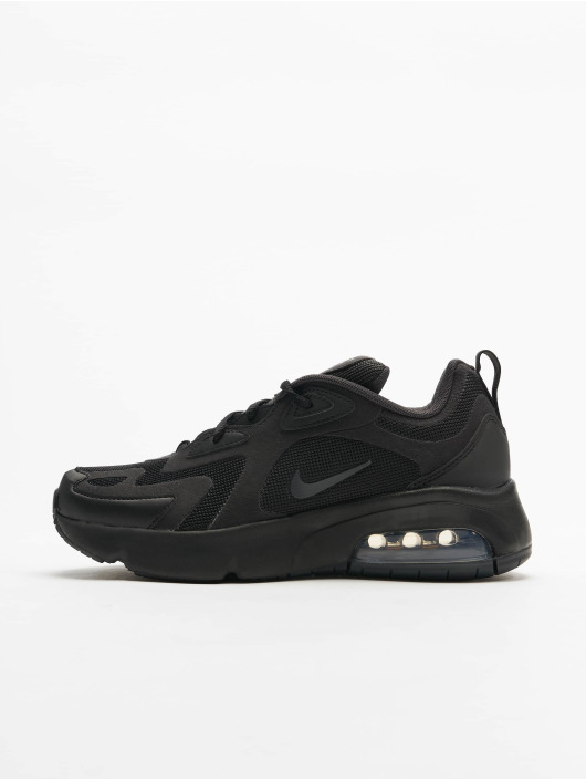Nike Sneaker Air Max 200 (GS) schwarz