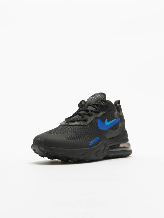 Nike Air Max 270 React Sneakers BlackBlue HeroHyper RoyalCool Grey