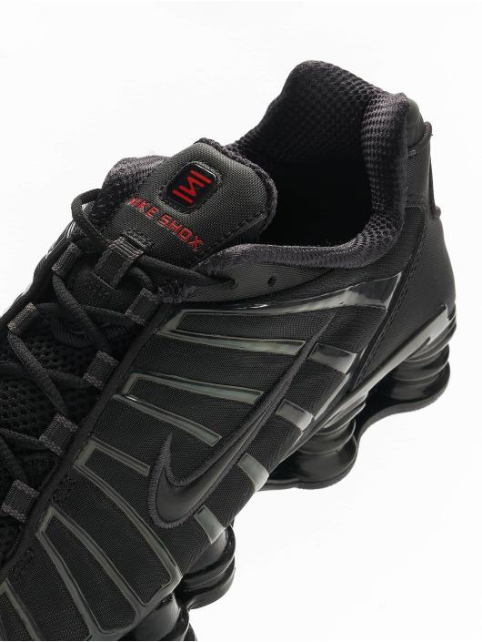 Nike Sneaker Shox Tl schwarz