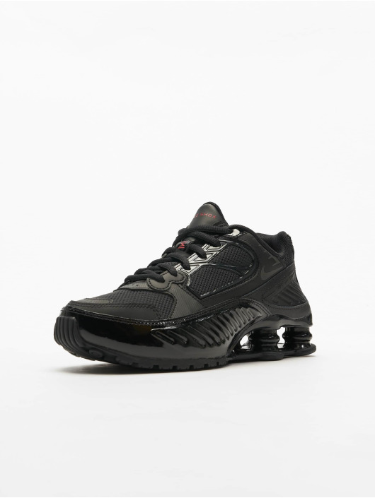 Nike Sneaker Shox Enigma 9000 schwarz