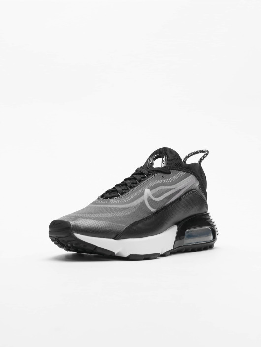 Nike Air Max 2090 Sneakers BlackWhiteMetallic Silvern