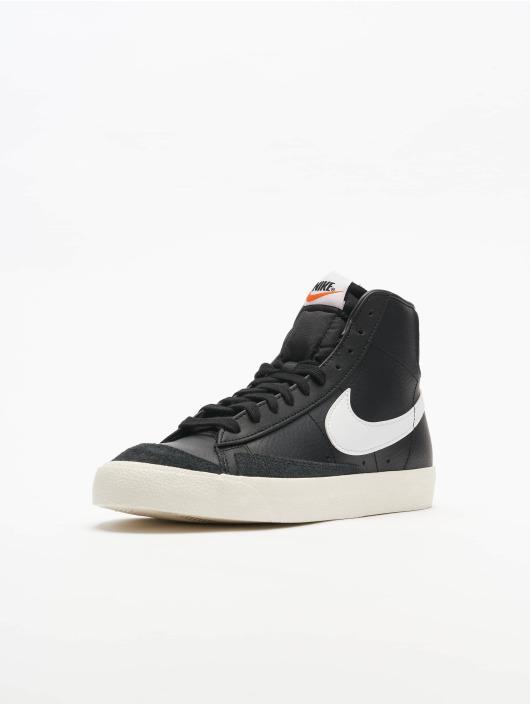 Nike Sneaker Blazer Mid '77 Vintage schwarz
