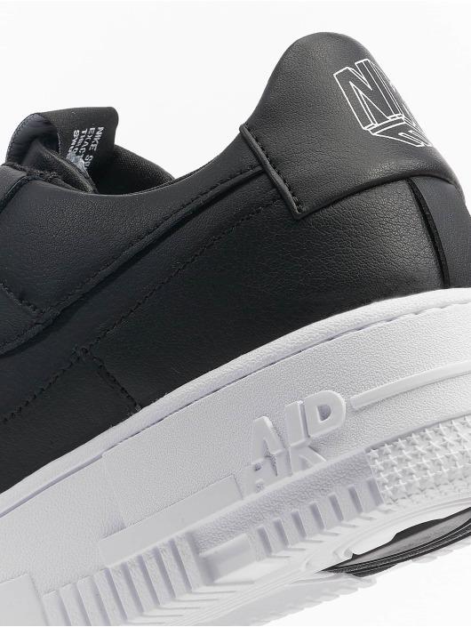 Nike Sneaker Af1 Pixel schwarz
