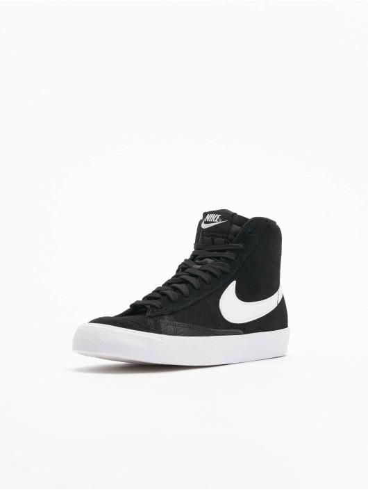 Nike Sneaker Wmns Blazer Mid '77 schwarz