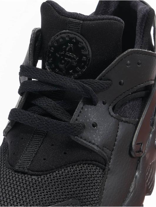 Nike Sneaker Huarache Run (PS) schwarz