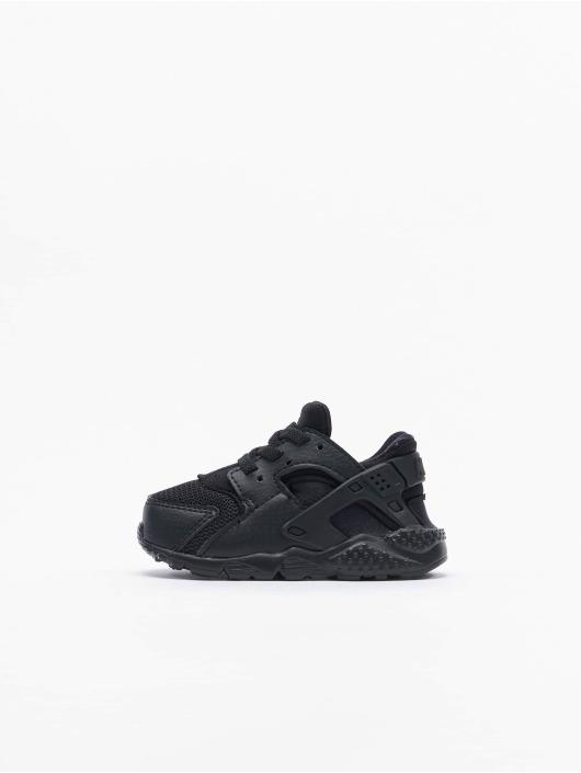 Nike Sneaker Huarache Run (TD) schwarz
