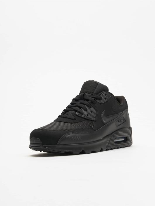 694cc3bd7330b Nike Herren Sneaker Air Max 90 Essential in schwarz 91372