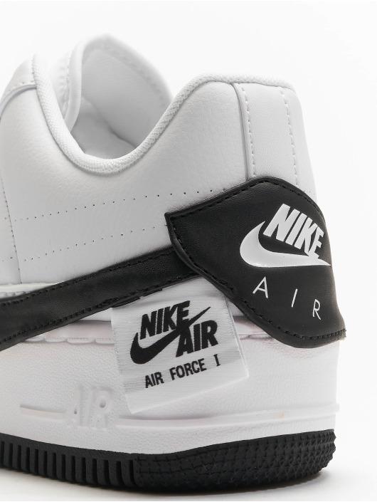 Nike Damen Sneaker Air Force 1 Jester Xx in weiß 539263 c59fed977b
