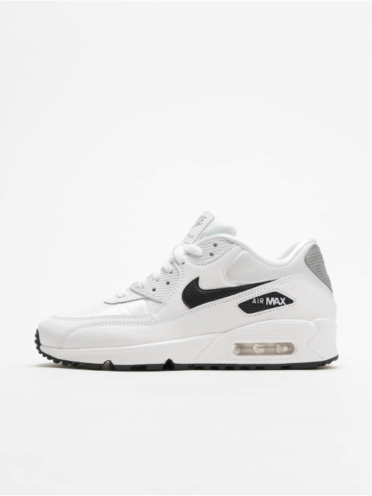 Nike Damen Sneaker Air Max in weiß 581516