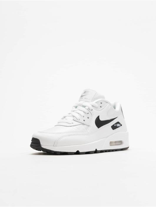 Nike Air Max Sneakers WhiteBlackReflect_Silvern