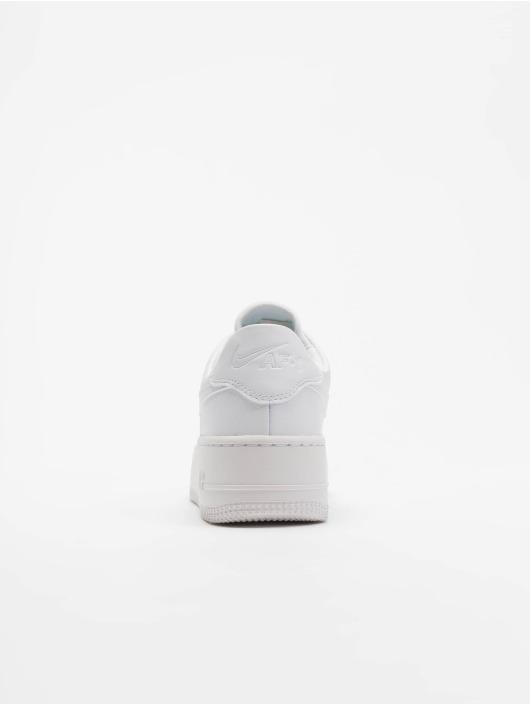 Nike Sneaker Air Force 1 Sage Low weiß