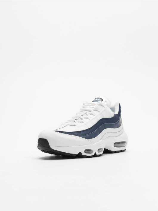 Nike Air Max 95 Essential Sneakers WhiteWhiteMidnight NavyMonsoon Blue