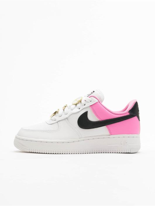 Nike Air Force 1 07 Se Premium Damen Sneaker Schwarzes