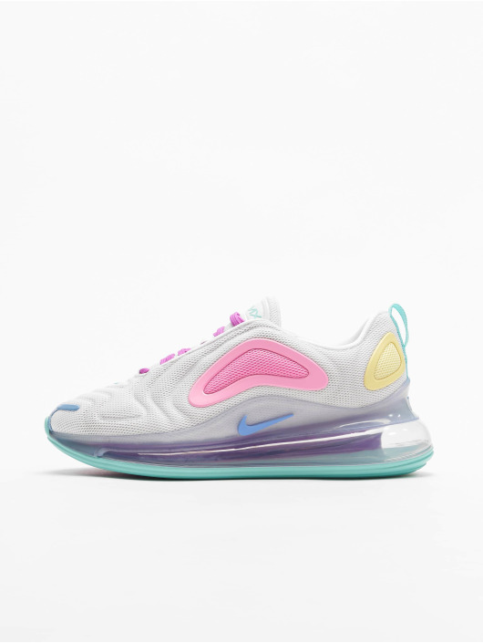 Nike Air Max 720 Sneakers WhiteLight AquaChalk BluePsychic Pink