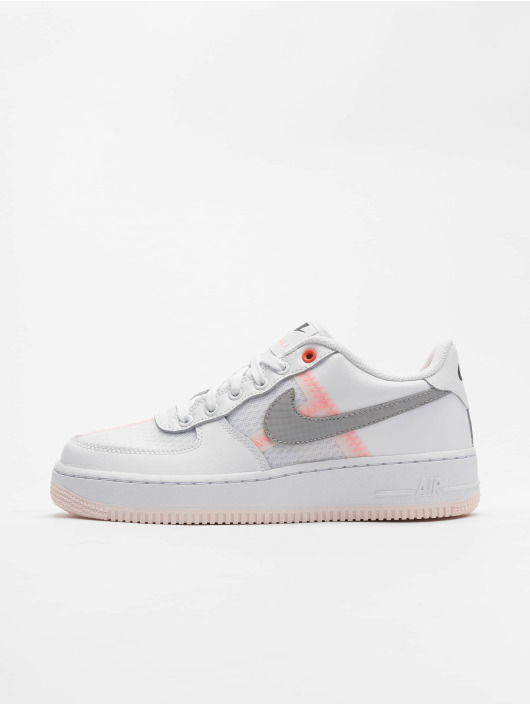 Nike Air Force 1 LV8 1 Sneakers WhiteAtmosphere GreyOff Noir